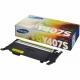 Картридж Samsung CLT-407-серия желтый для CLP-320/325/CLX-3185 оригинал CLT-Y407S