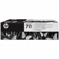 C1Q10A HP 711 Комплект замены печатающей головки (Printhead Replacement Kit)