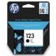 Картридж HP F6V17AE №123 для HP Deskjet Ink,  Black (Черный)