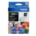 Картридж BROTHER LC563BK черный