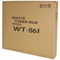 Бункер отработанного тонера WT-861 для TASKalfa 6500i, 8000i, 6550ci, 7550ci