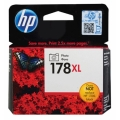 Картридж HP CB322HE Photosmart C5383/C6383 № 178XL увеличенный фото-черный