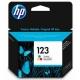 Картридж HP F6V16AE №123 для HP Deskjet Ink,   Tri-colour (Цветной)