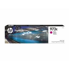 Картридж HP F6T82AE 973X Magenta (Пурпурный) 7000 стр, Pagewide 452dw/477dw & P55250dw/MFP P57750dw