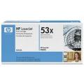 Заправка картриджа HP 53X (Q7553X)